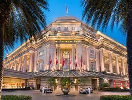 Marvelous Fullerton Hotel Singapore that Reflects the Great History